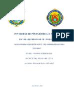 Monografico Sistema Financiero Peruano