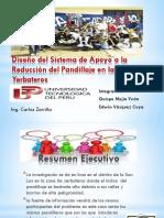 Diseño del Sistema de Apoyo ala Reduccion del Pandillaje en la Zona de Yerbateros.pptx