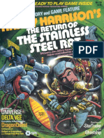 Ares Magazine 10 - The Return of the Stainless Steel Rat