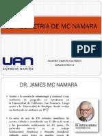 MC NAMARA