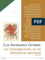 Cuentos Grimm