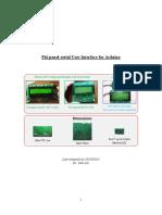 Phi Panel Serial Documentation 20151019
