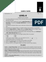 SOF Level 2 IMO Class 8