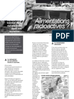 Alimentations radioactives?