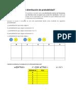 3-Qué Son Distribución de Probabilidad
