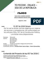 Analisis Proyecto 057 de 2018 (1)