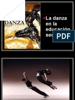 ladanzaenlaeducacionsecundaria-091019145138-phpapp01
