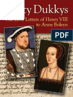 The Love Letters of King Henry VIII to Anne Boleyn
