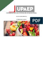 resumen vitaminas y minerales nutrición