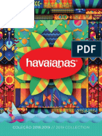 Catalogo - Havaianas 2018-19