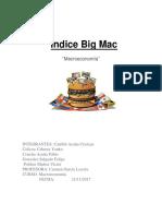 El índice Big Mac (1)