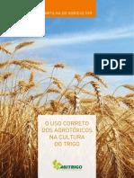 O USO CORRETO DOS AGROTÓXICOS NA CULTURA DO TRIGO