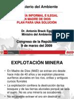 Presentación Minería Informal Dr Brack 9 3 10