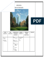 Studi Komparasi Format Tabel