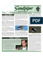 March 2009 Sandpiper Newsletter - Redwood Region Audubon Society