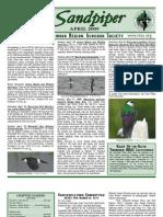 April 2009 Sandpiper Newsletter - Redwood Region Audubon Society