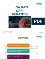 Jaga Hati Dari Hepatitis - September