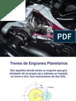 Engranajes planetarios