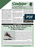 October 2009 Sandpiper Newsletter - Redwood Region Audubon Society