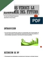 Negocios Verdes La Economía Del Futuro Por j.veissid Aprendiz Del Sena