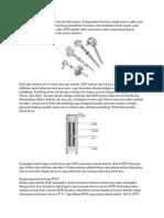 RTD Resistance Temperature Detector