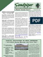 Aug-Sep 2010 Sandpiper Newsletter - Redwood Region Audubon Society