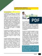 Lectura - Planificación Comercial