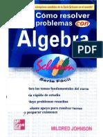 Cómo resolver problemas de álgebra.pdf