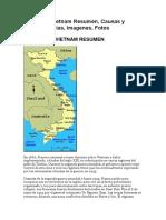 Guerra de Vietnam Resumen