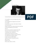 Dos Poemas de Lucian Blaga