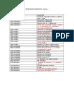 Cronograma de Griego II Secci n 1