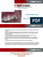 Semana 6 Traumatologia Dental
