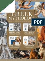 Greek mythologhy magazine