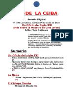 Desde La Ceiba Nº 339 (Extra) Un Oficio Del Siglo XXI