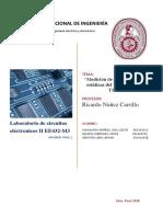 Informe Final 1 Electronicos