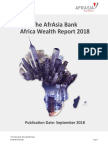 Africa Wealth Report 2018