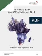 Africa Wealth Report 2018