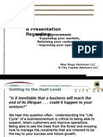 ARV Pitch Book Deck Equity Firm Ver