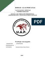 Modelo Estatuto Asociaciones Gremiales