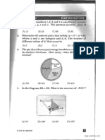 NSTSE Class 8 Solved Paper 2009