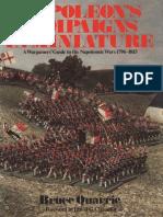 [Bruce Quarrie] Napoleon's Campaigns in Miniature)