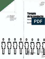 Terapia de la conducta técnicas y hallazgos empíricos.pdf