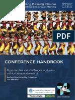 SPP 2017 Conference Handbook