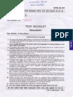 APSC Question paper