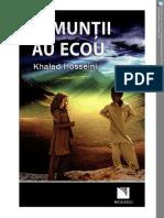 Khaled Hosseini - Și munții au ecou.pdf
