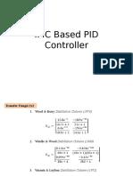 IMC Based PID Controller