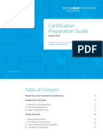 Linux Foundation LFCS Certification Preparation Guide August 2018