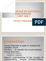 Lecture 5 - Circuit Theorems