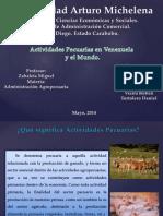 Actividades Agropecuarias en venezuela y el Mundo.pdf