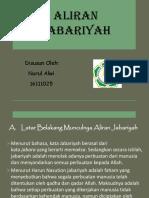 ppt jabariyah